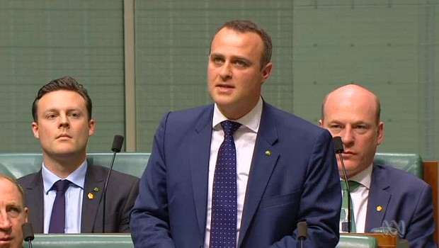 Tim Wilson delivers his maiden speech in Parliament
